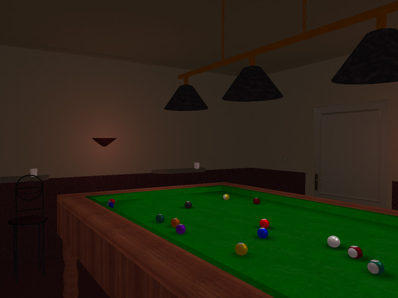 flash billiards